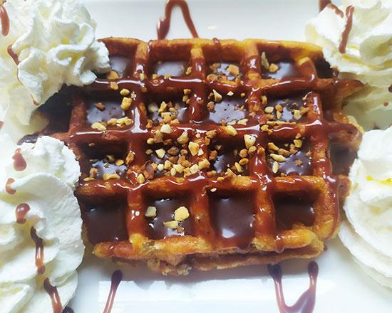 Les 4 meilleures recettes gourmandes de gaufres par Waffle Street !