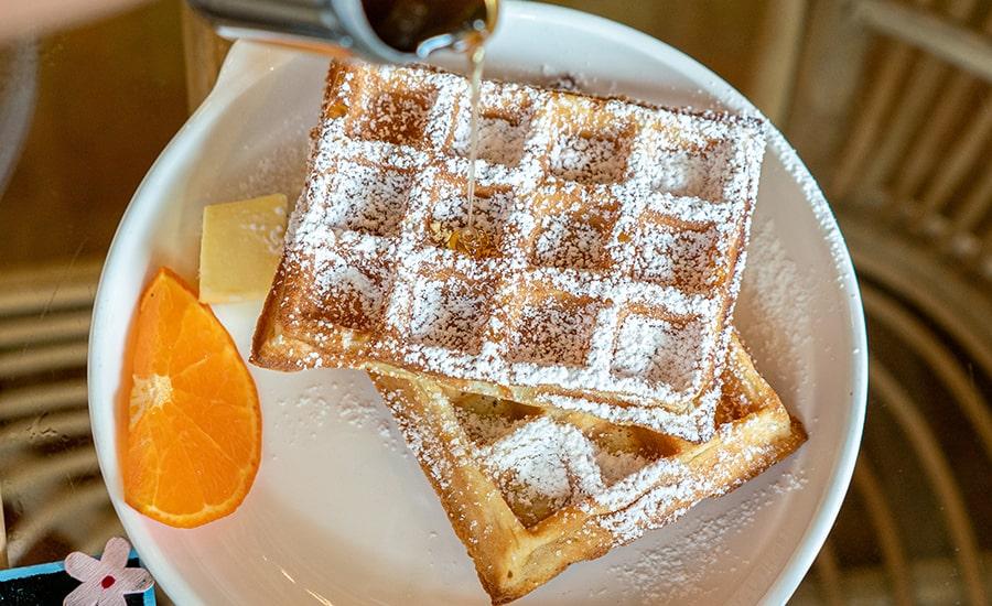 La gaufre, le dessert venu tout droit de Belgique qui a conquis le monde !